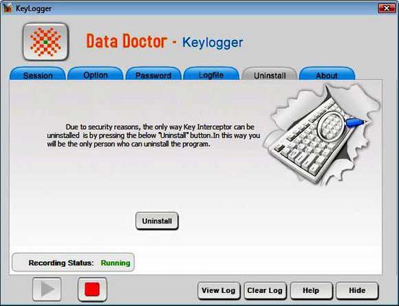 Key Logger Program